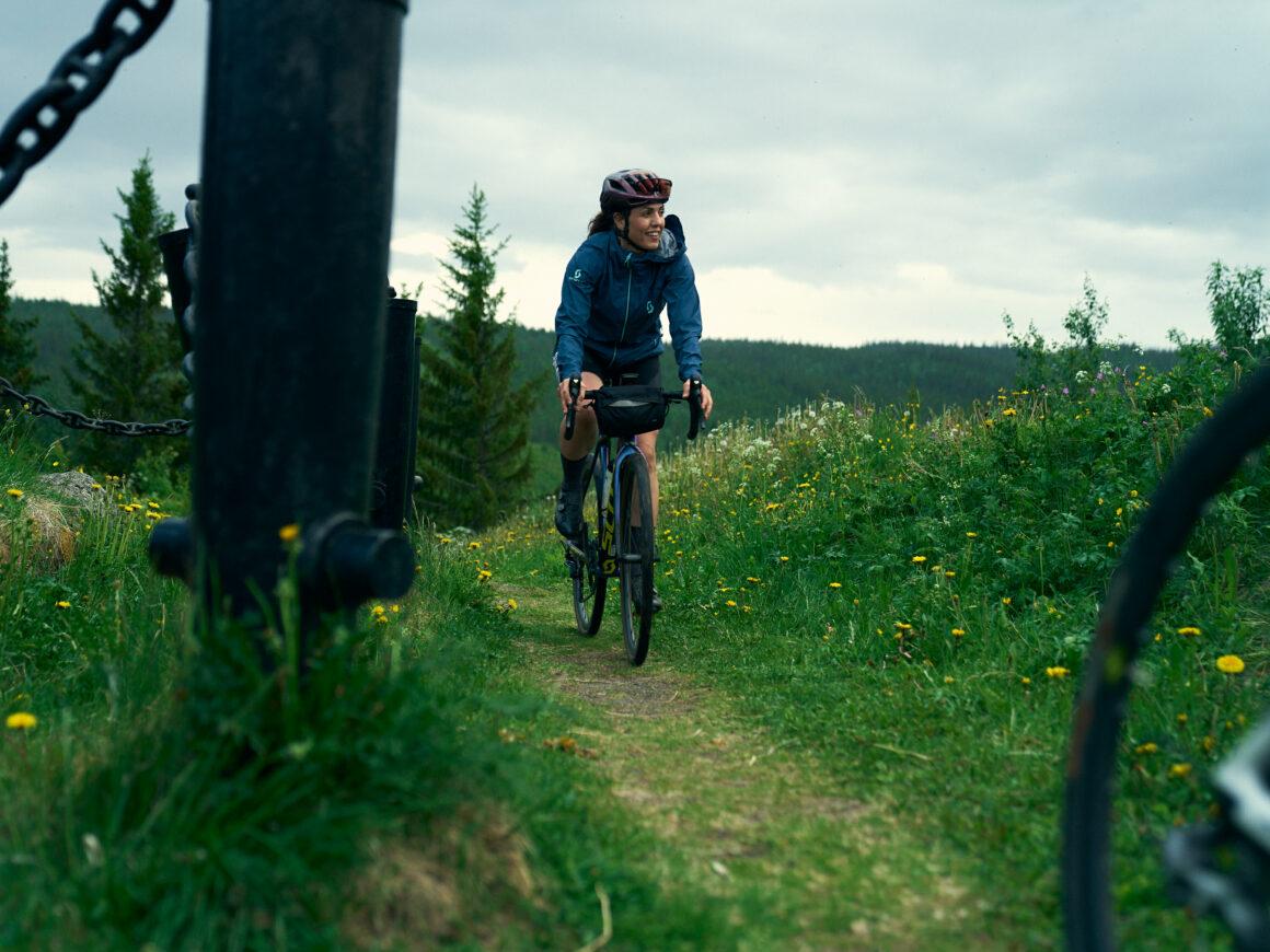 Åre gravel bike packing